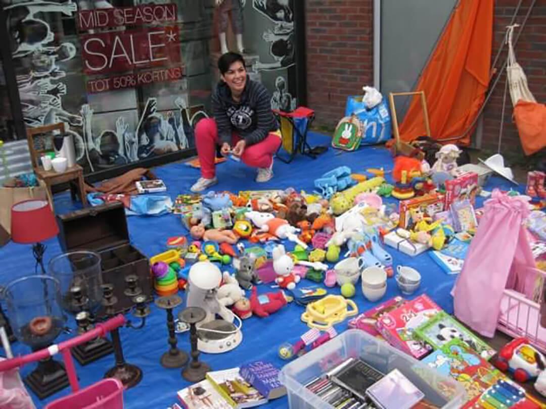 Kleedjesmarkt 2012